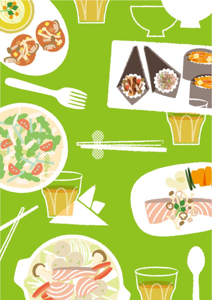 食事シーン01